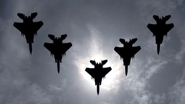 جنگندههای ائتلاف آمریکایی به حومه «دیرالزور» سوریه حمله کردند