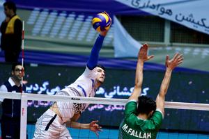 هفته هفدهم لیگ برتر والیبال؛ پیروزی آسان تبریزیها در خانه / شاگردان عطایی برنده نبرد کاله و خاتم