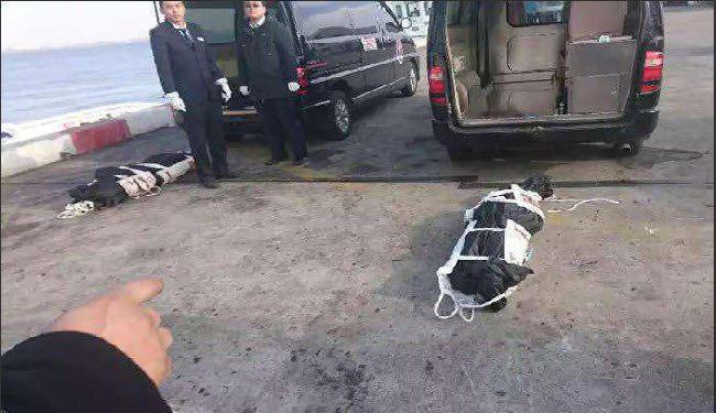 جعبه سیاه نفتکش ایرانی به شانگهای منتقل و پلمپ شد
