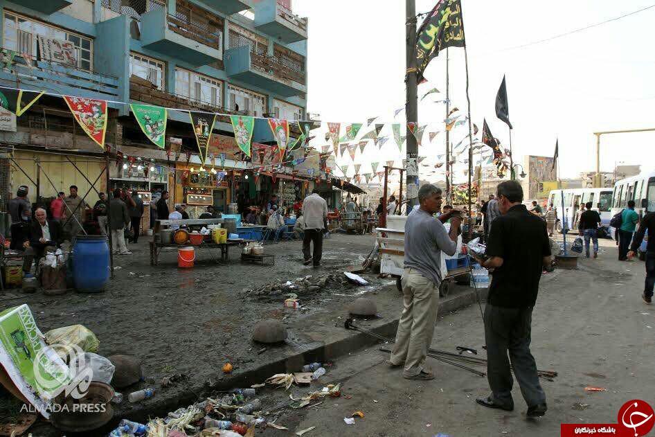شهادت و زخمی شدن دهها عراقی در پی وقوع دو انفجار در بغداد