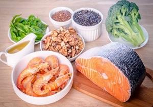 حراست در مقابل استرس با رژیم غذایی در بر دارنده امگا ۳
