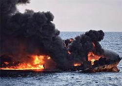 8 روز بیم و امید؛ مروری بر حادثه نفتکش ایرانی از ابتدا تا انتها + فیلم