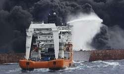 پاسخ به تمام شایعات درباره حادثه نفتکش سانچی/ از حمله آمریکاییها تا وجود اتاق امن در کشتی