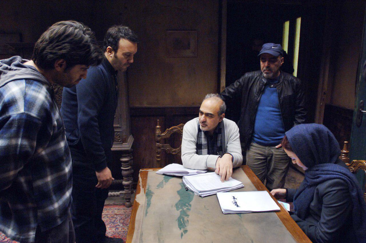 «سوءتفاهم» کارگردان «دیوانهای از قفس پرید» در جشنواره فیلم فجر + تصاویر