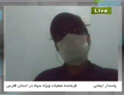 فرمانده عملیات ویژه سپاه روی آنتن یکی از شبکه های وهابی! +فیلم