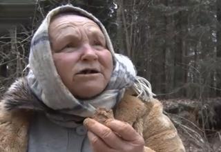 پیرزنی که با یک شیوه ابداعی خود سرطانش را درمان کرد+فیلم