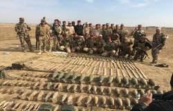 بریدن سر خانواده عراقی در آخرین روز عملیات پاکسازی استان کرکوک+ تصاویر
