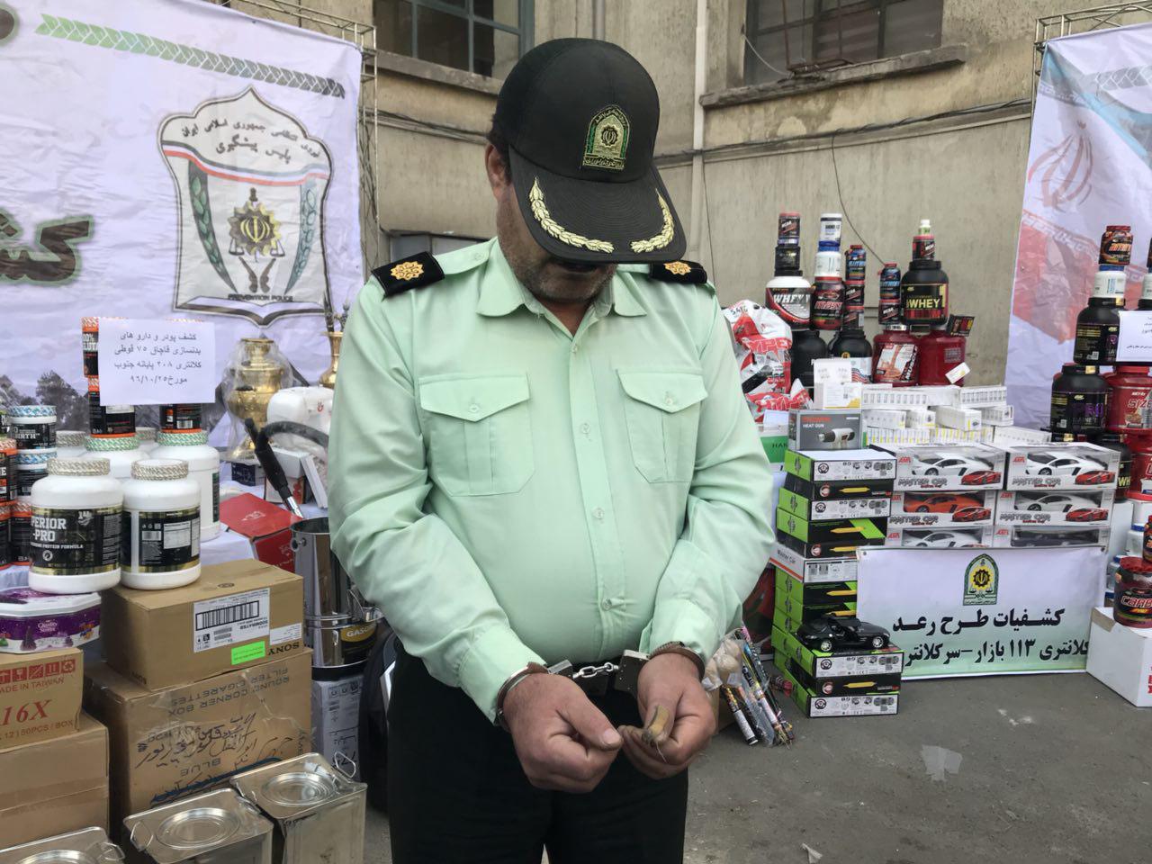 دستگیری سارقان و متلاشی کردن ٤٣ باند سرقت/ طرح ترافیک جدید 100 درصد تغییر میکند+ عکس
