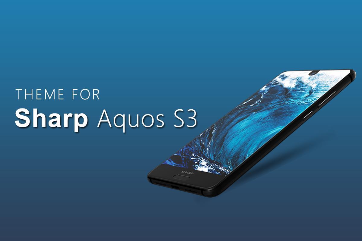 اولین تصاویر از گوشی Aquos S3 شرکت شارپ فاش شد + تصاویر