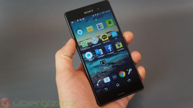 احتمال بالای عرضه گوشیهای نسل جدید سونی با صفحه نمایش OLED