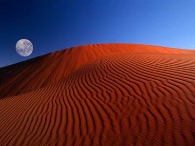 عکس شگت آور نشنال جئوگرافیک از داغ ترین نقطه زمین