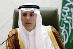 لفاظی جبیر: ایران بزرگترین عامل خطر و تهدید در منطقه است