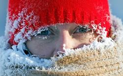 سردترین دهکده جهان که در آن حتی صورت انسان هم یخ میزند!+تصاویر