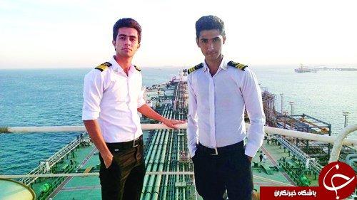 روایت دردناک دو پسرخاله جوان که مسافران «سانچی» بودند +عکس