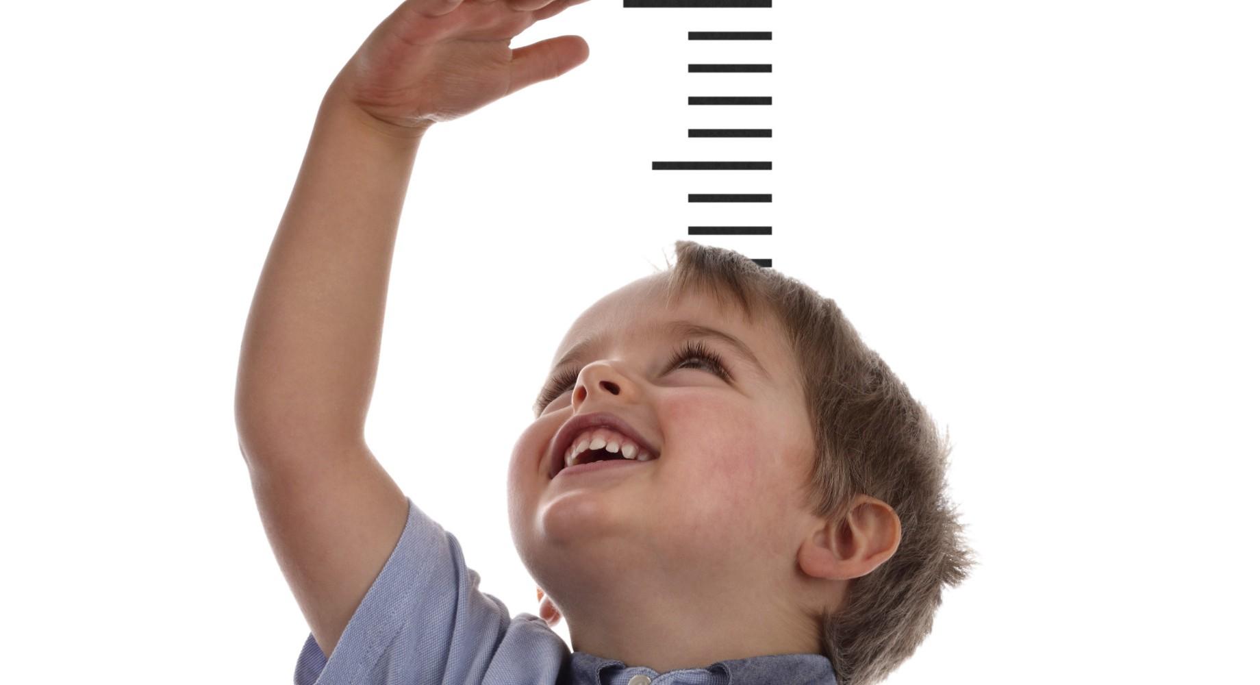 دانستنیهای جالب درباره قد کودکان