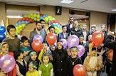 باشگاه خبرنگاران -برپایی جشن تولد برای فرزندان شهدای مدافع حرم در قم