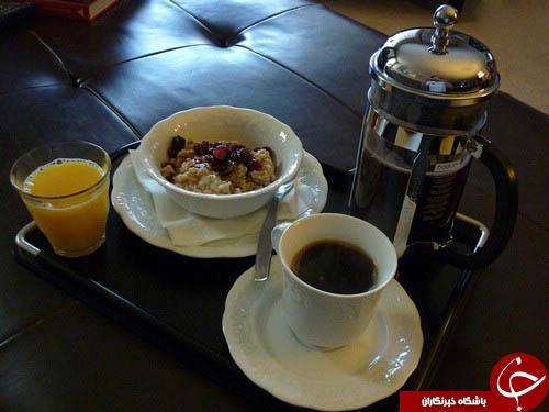 طرز تهیه صبحانه مقوی و رژیمی با جو دو سر