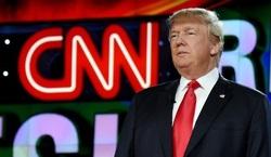 ترامپ خبرنگار سیانان را از کاخ سفید بیرون انداخت!+ تصاویر