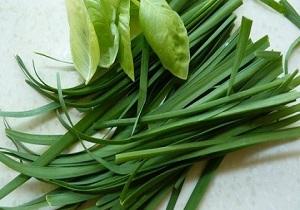 خوردن این سبزی همراه با غذا به رفع یبوست و چربی خون کمک زیادی میکند