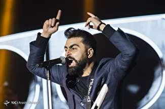 کنسرت گروه پازل در سی و سومین جشنواره موسیقی فجر