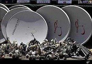 انهدام کارگاه ساخت تجهیزات ماهواره در مشهد