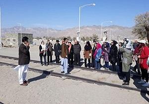 اولین تور گردشگری مخصوص زنان فرهنگی در زاهدان