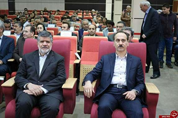 باشگاه خبرنگاران -برگزاری مراسم روز ملی صادرات با حضور معاون وزیر صنعت/کرمانشاه از نظر صادراتی وضعیت منحصر به فردی دارد