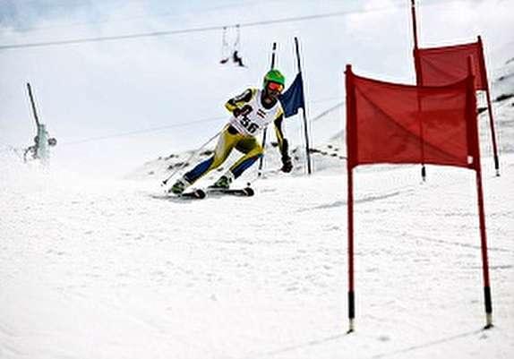 باشگاه خبرنگاران -برگزاری مسابقات قهرمانی کوهنوردی با اسکی کشور در سرعین