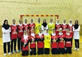 باشگاه خبرنگاران -شهید چمران لارستان نماینده ایران در مسابقات هندبال بانوان غرب آسیا