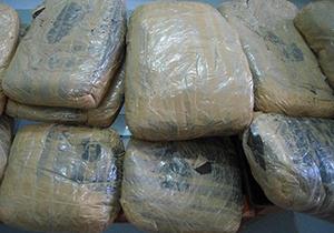 کشف مواد مخدر در شهرستان علی آباد کتول