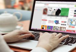 درخواست نامتعارف یک زن از فروشنده مرد در خرید آنلاین +تصاویر