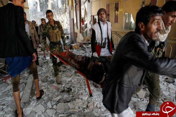 جنایات بشری آل سعود در یمن و سکوت جامعه جهانی/حکایت رنجهای بیپایان