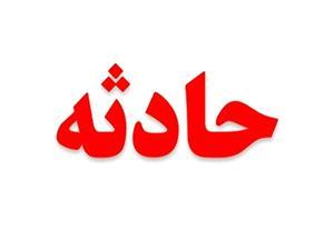 واژگونی خودروِ پژو در کانون بم-کرمان