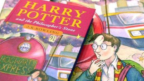 نسخه کمیاب کتاب هری پاتر به سرقت رفت!