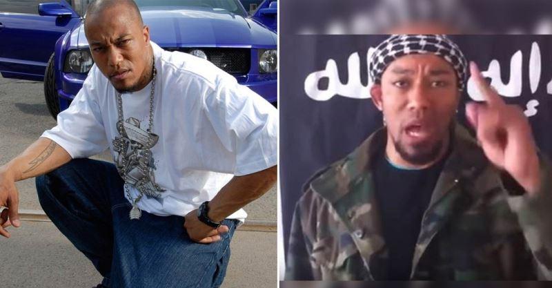 خواننده مشهور عضو داعش کشته شد + فیلم و عکس