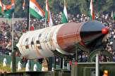 آزمایش موشک بالستیک جدید هند