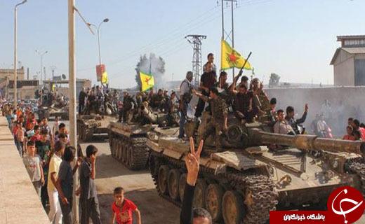 از آمادگی  ارتش ترکیه برای نبرد تمام عیار در مناطق کردنشین سوریه تا استقرار گروهی از نیروهای روس در حومه «عفرین» + نقشه میدانی و تصاویر