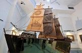 باشگاه خبرنگاران -ساخت قرآن کشتی مطلا با هزینه ی شخصی بوده است
