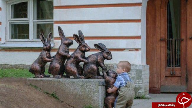 جالب ترین عکس های یادگاری که شما را به خنده می اندازند+تصاویر
