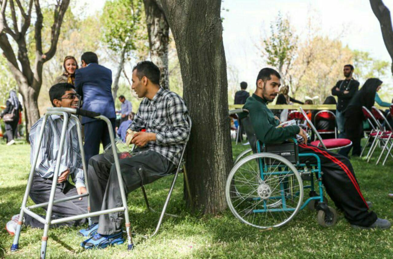 در استان تهران 152 هزار معلول زندگی می کند/صدور 94 هزار کارت معلولیت جدید تا پایان سال جاری