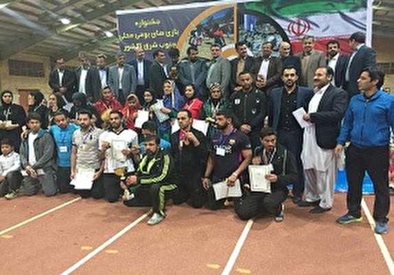 باشگاه خبرنگاران -تیم سیستان وبلوچستان در جشنواره بومی، محلی شرق کشور نایب قهرمان شد