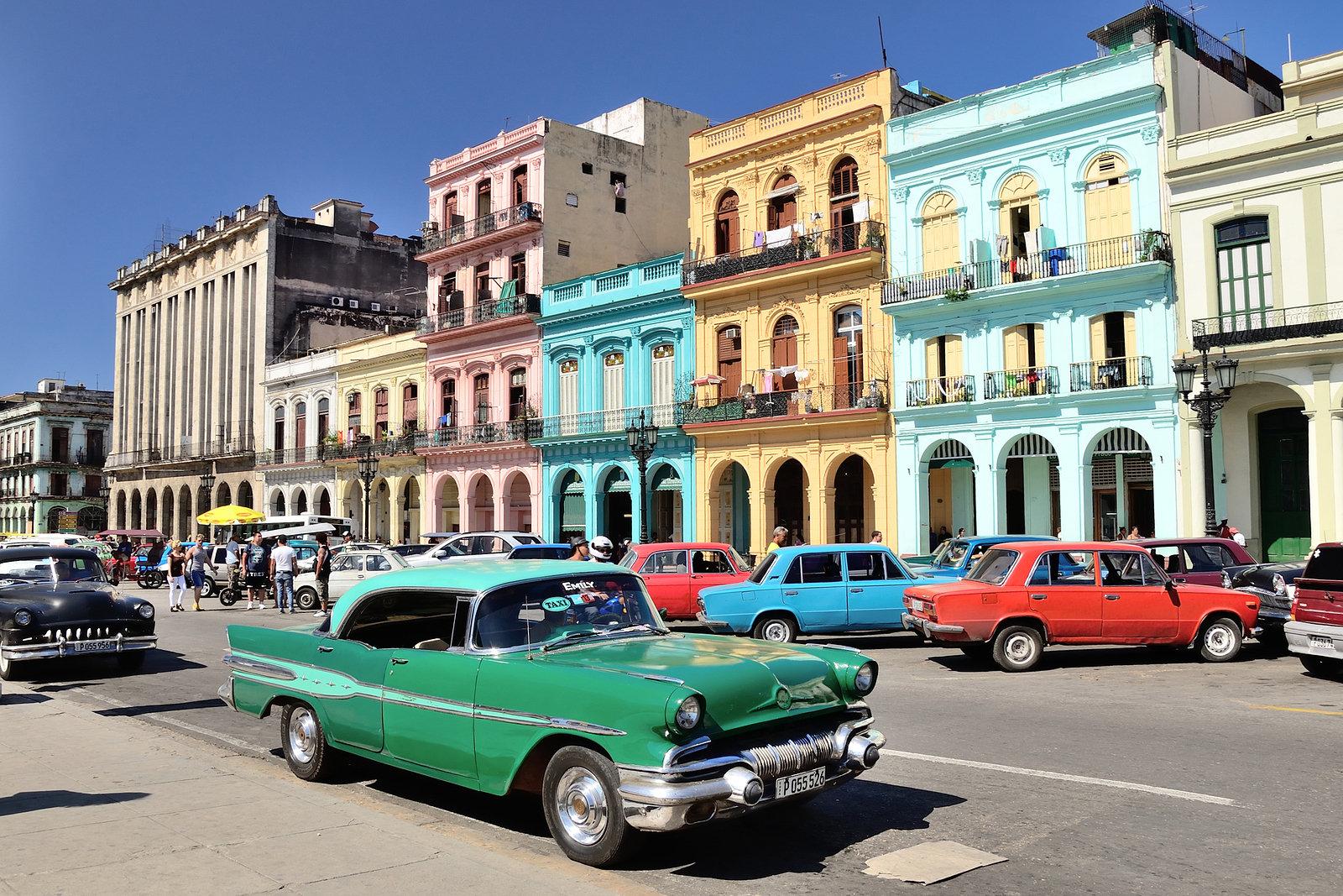 صنعت گردشگری در کوبا رکورد زد