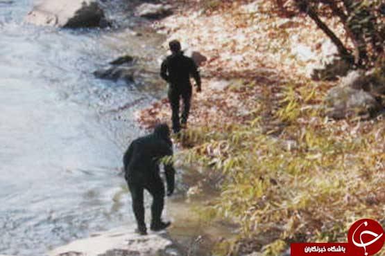 جزئیات مرگ مرموز 3 عضو یک خانواده در جاده چالوس +تصاویر