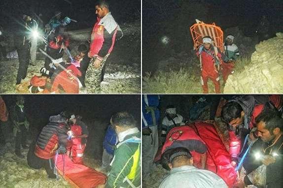باشگاه خبرنگاران -نجات 23 کوهنورد یاسوجی در ارتفاعات بیرمی