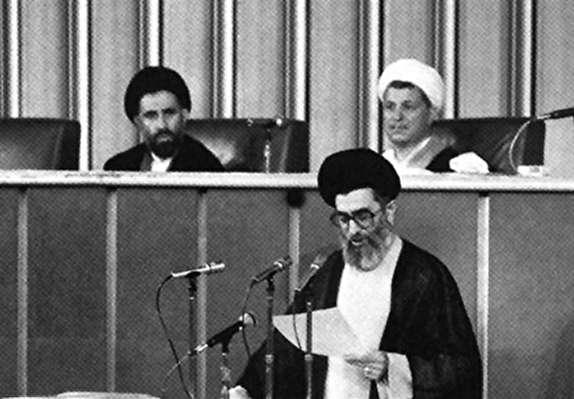 باشگاه خبرنگاران -پشت پرده انتشار  فیلم جلسه انتخاب رهبر در سال 68 +فیلم
