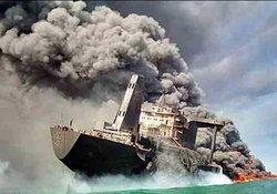 امدادگران چینی تجربه خود را از لحظه ورود به نفتکش ایرانی سانچی بازگو کردند