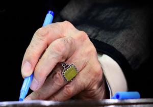 قرائت پیام رهبر انقلاب خطاب به مستندسازان/ رونمایی «منشور مستند انقلاب اسلامی» در حوزه هنری
