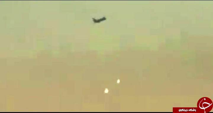 پرسه مشکوک دو شی پرنده ناشناس در نزدیکی دو هواپیمای مسافربری + فیلم