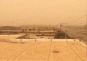 شهروندخبرنگار خوزستان؛ هوای غبارآلود سوسنگرد + فیلم