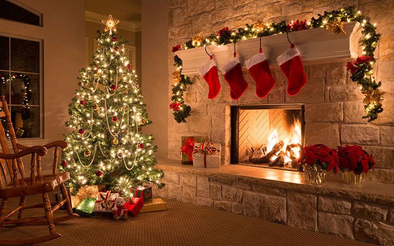 جشن کریسمس 2018 و تولد مسیح 1396 + تصاویر
